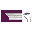 Карниз потолочный 1121 (2.44м) Home Decor, лепной декор из полиуретана