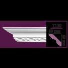 Карниз потолочный 1130 (2.00м) Home Decor, лепной декор из полиуретана