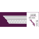 Карниз потолочный 1132 (2.44м) Home Decor, лепной декор из полиуретана