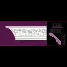 Карниз потолочный 1136 (2.40м) Home Decor, лепной декор из полиуретана