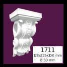 Консоль 1711 Home Decor, лепной декор из полиуретана