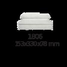 1806 нижній елемент Home Decor, лепной декор из полиуретана